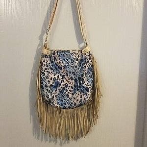 Handbags - HELP RESCUE DOG/CANCER♡Bing/fringed purse